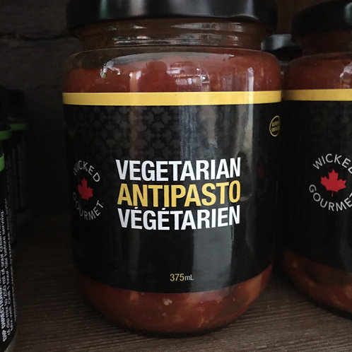 Wicked Gourmet  Vegetarian AntiPasto