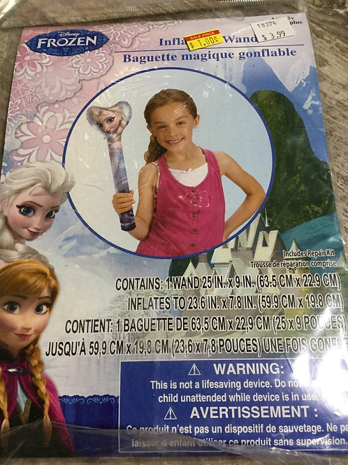 Frozen Inflatable Wand Toy