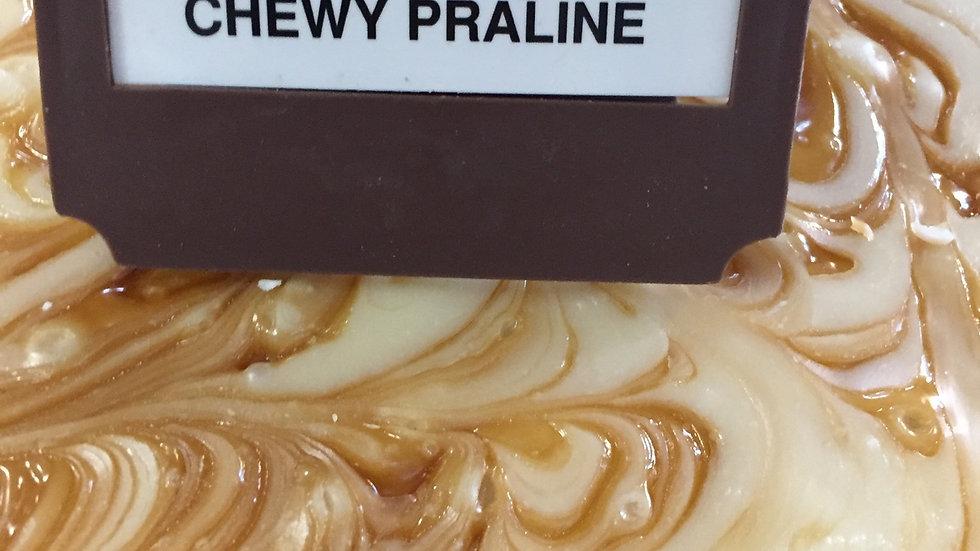 WFCS Chewy Vanilla Praline Fudge