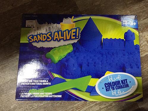 Sands Alive Blue Colour Kit
