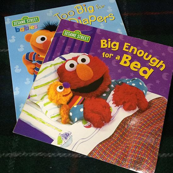 Sesame Street Board Books