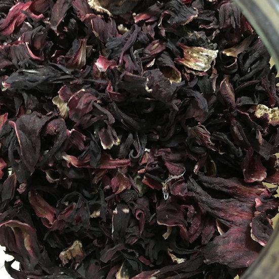 Hibiscus Flowers Loose Leaf Tea