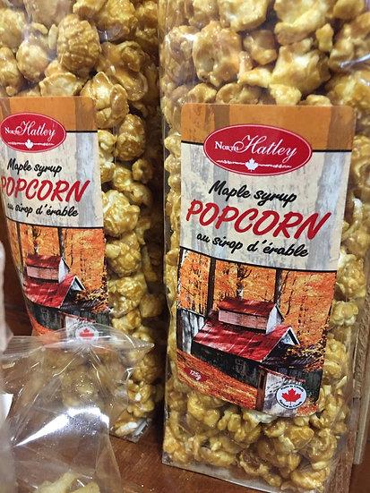 North Hatley Maple Syrup Popcorn