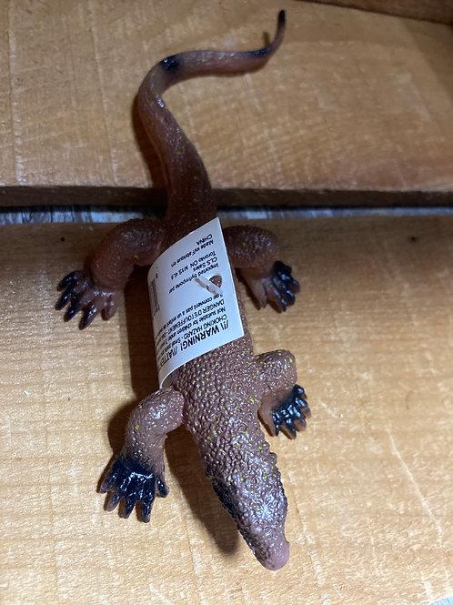 """8.5"""" Plastic Reptile Toy"""