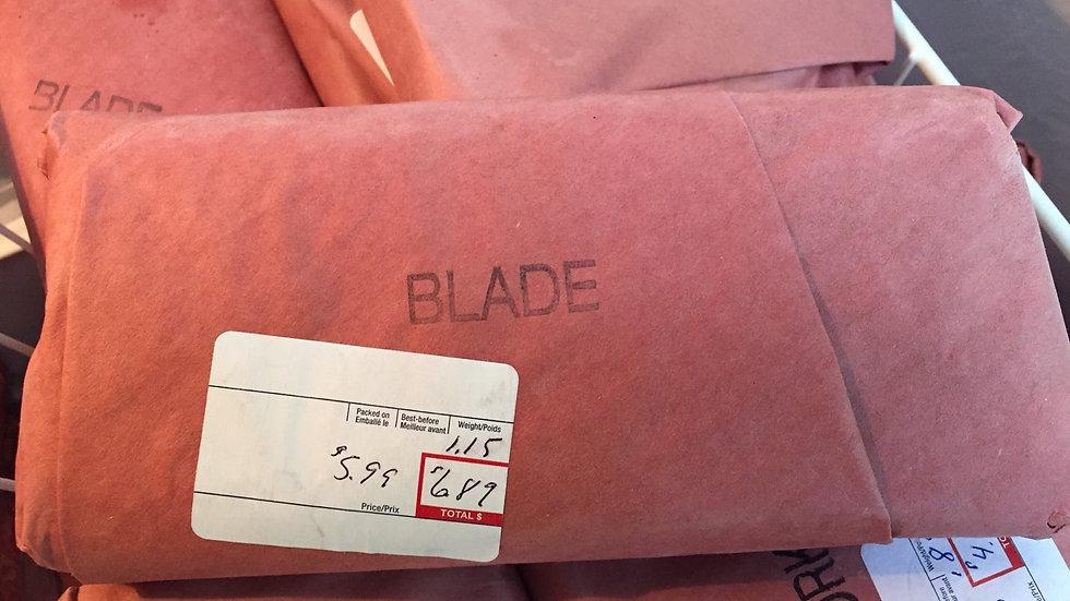 WF Frozen Boneless Blade Steak (Estimated Price)