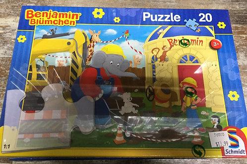 20 Piece Puzzle