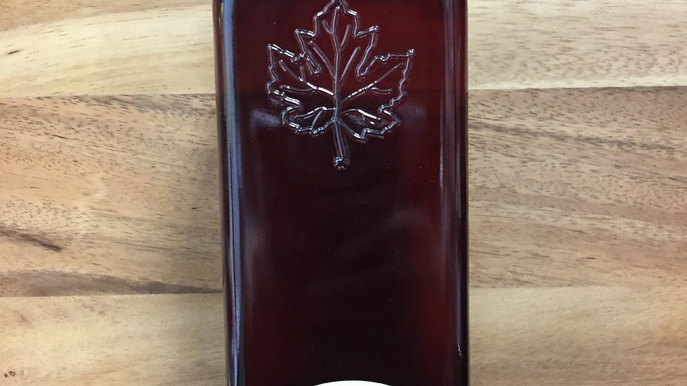 WF- 500ml  Maple Syrup - Glass