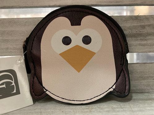 Penguin Change Purse