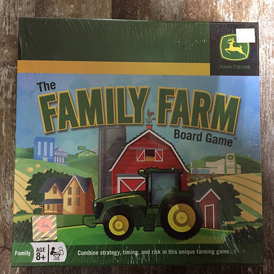 The Family Farm Board Game