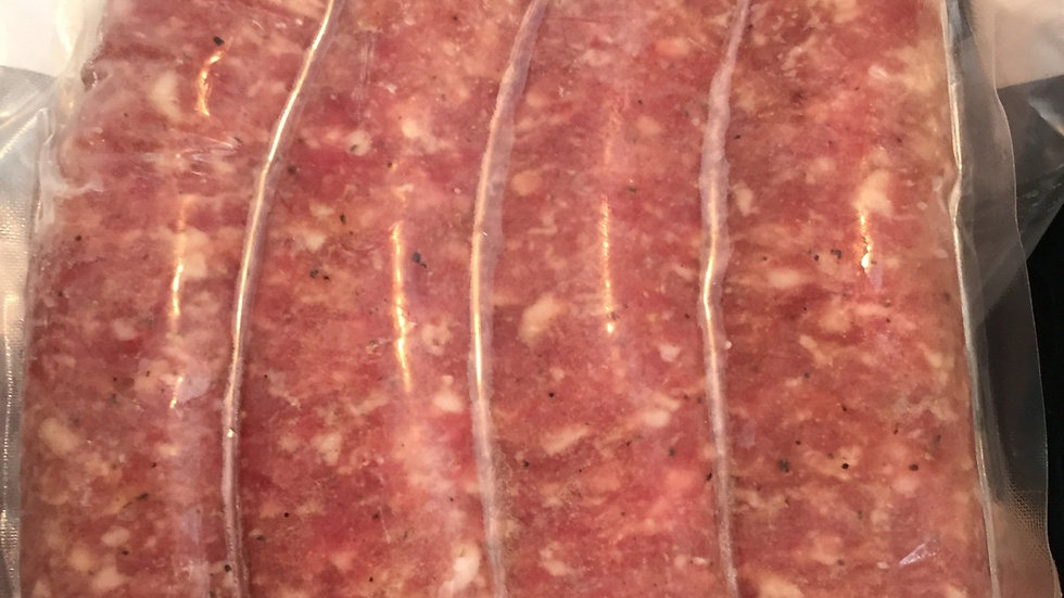 WF Frozen Maple Garlic Pork Sausage 4 Links (Estimated Price)