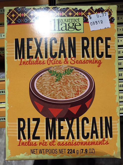 Gourmet Village Mexican Rice