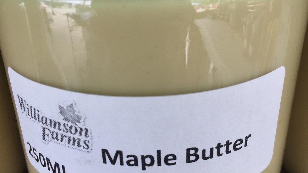 WF Maple Butter (250 ml)