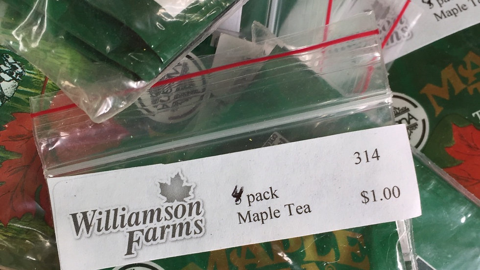 WF Maple Tea (4 bags)