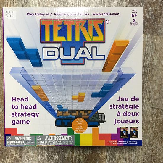 Tetris Dual Board Game