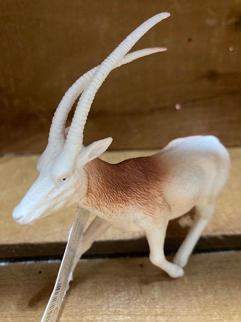 """4.5"""" x 4"""" Plastic Antelope Toy"""