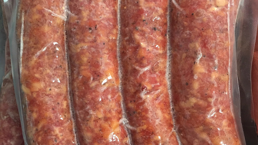 WF Frozen Smoked Pork Pizza Sausage 4 Links (Estimated Price)