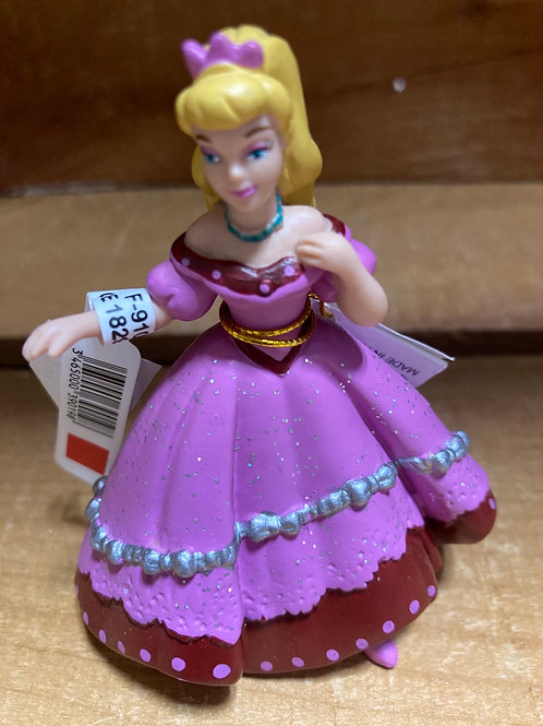 "3"" x 3.5"" Plastic Princess Toy"