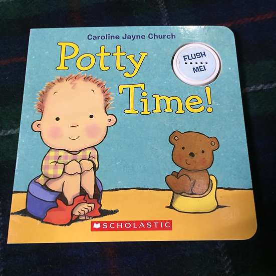 Potty Time! - Carolyn Jayne Church