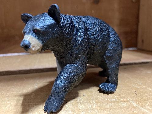 "3.5"" x 2"" Plastic Bear Toy"