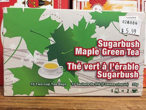 Sugarbush Maple Green Tea (10 bags)