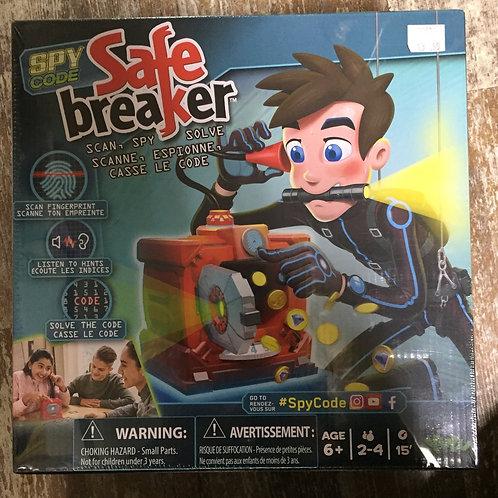 Safe Breaker Game