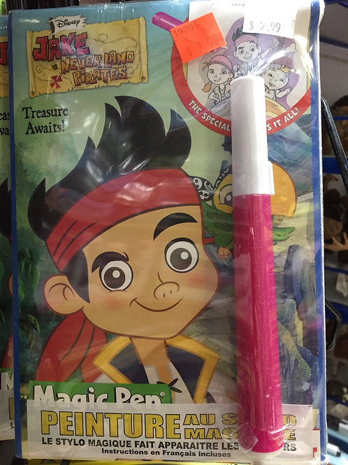 Jake and the Neverland Pirates Magic Pen