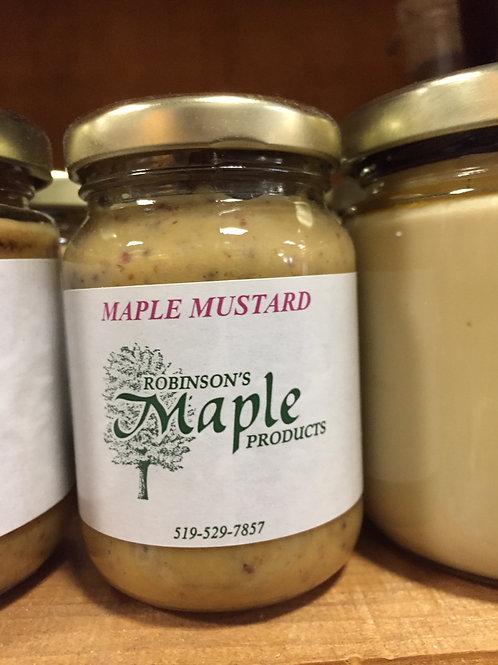 Maple Mustard 150ml jar