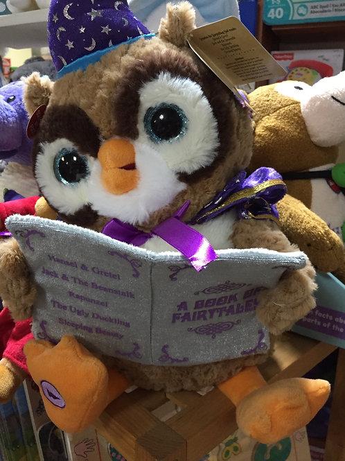 Cuddle Barn Octavius the Owl