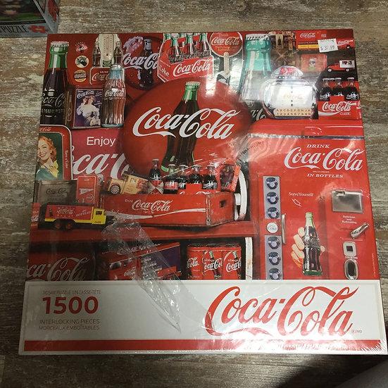 1500 Piece Springbok Puzzle