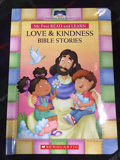 Love and Kindness Bible Stories