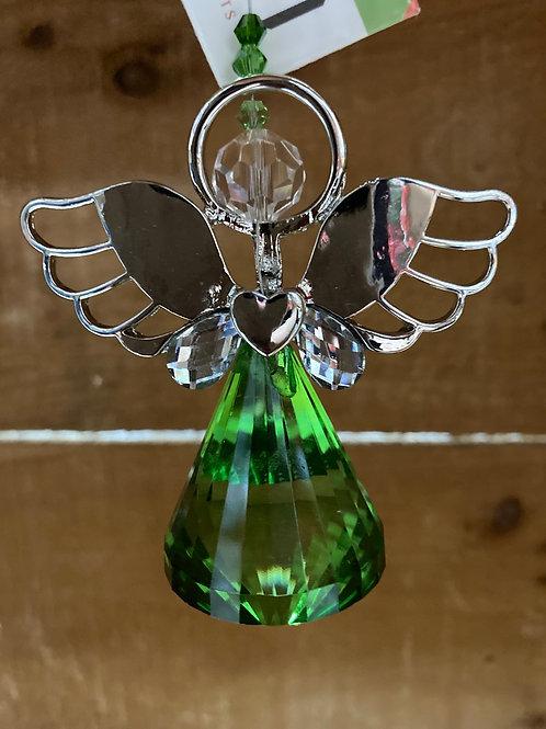 Prism Christmas Tree Ornament