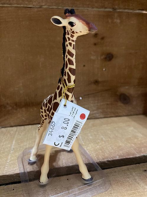 "5.5"" x 2.5"" Giraffe Toy"