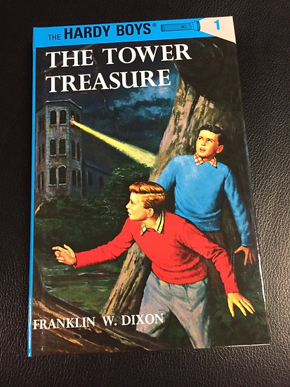 The Hardy Boys Classic Hardcover Novels