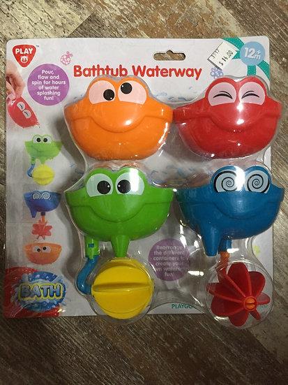 Bathtub Waterway