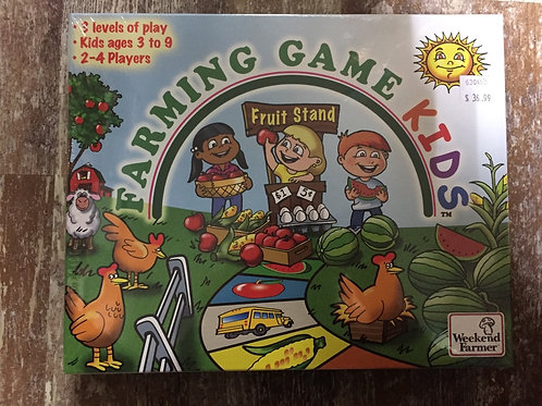 The Farming Game: Kids