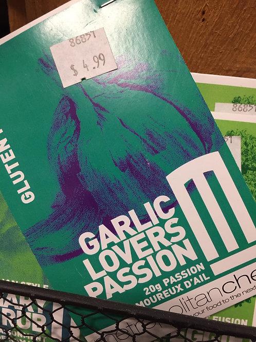 Metropolitan Chef Garlic Lovers Passion Seasoning