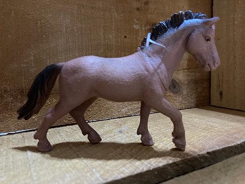 """6"""" x 4"""" Plastic Horse Toy"""