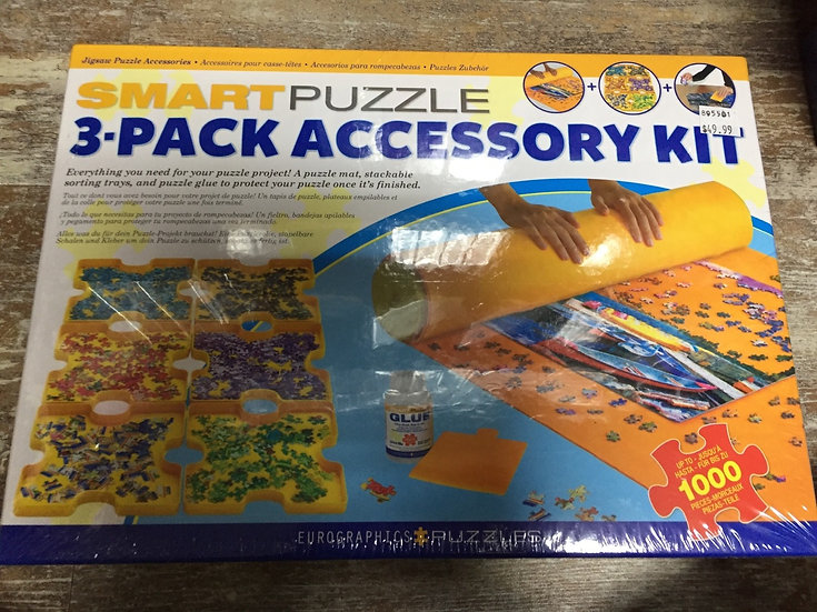 3 pack Puzzle Accessory Kit