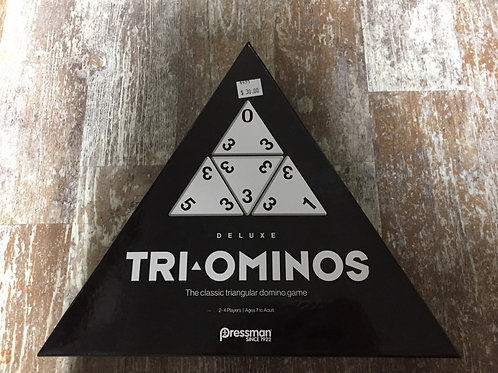 Deluxe Triominos Game