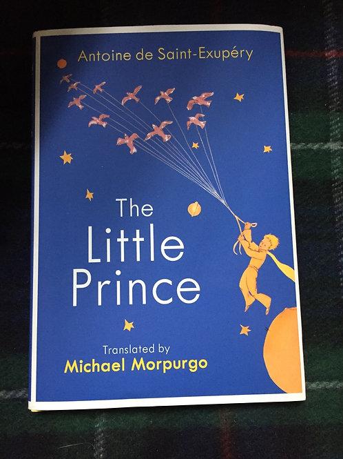 The Little Prince -Antoine de Saint-Exupery