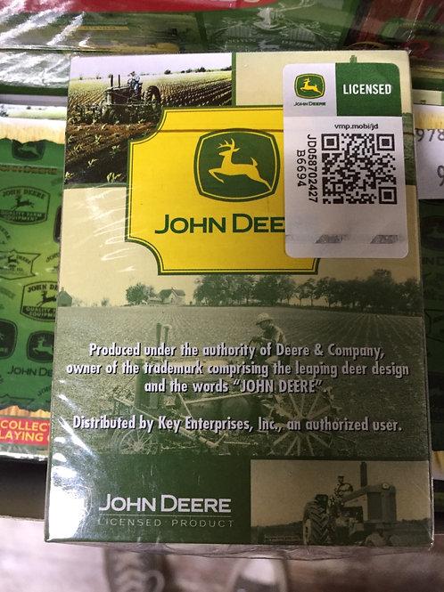Licensed John Deere Playing Cards