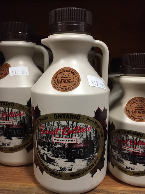 500 ml Maple Syrup