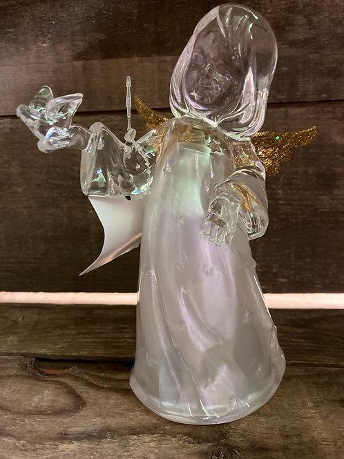 "6"" Plastic Angel Figurine"