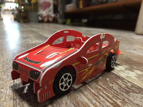 3D Puzzle Race Car or Heavy Trucks