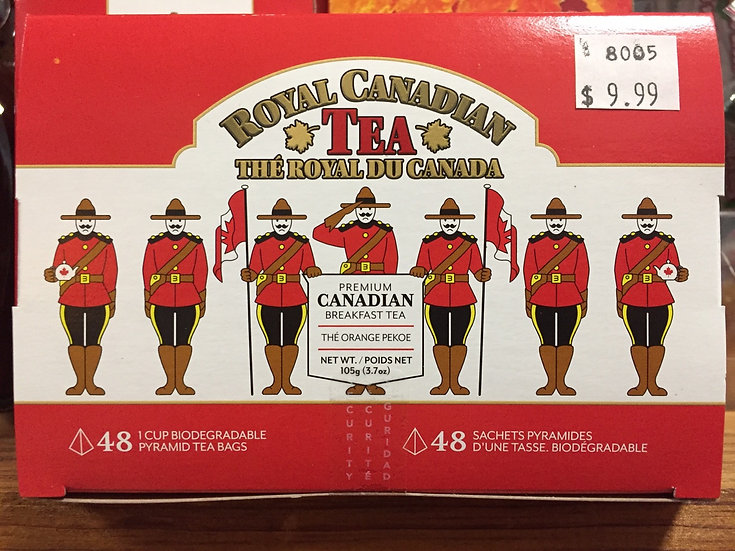 Canadian Breakfast Tea (48 bags)