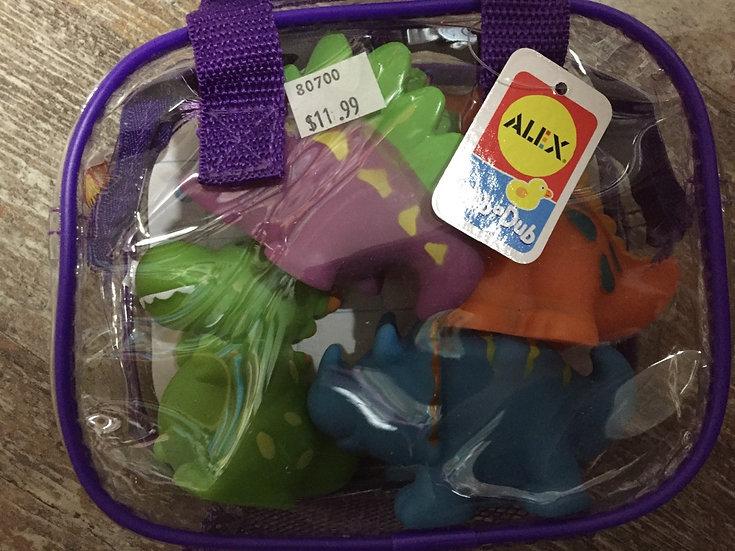 Dinosaur Bath Toys