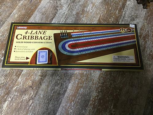4 Lane Cribbage