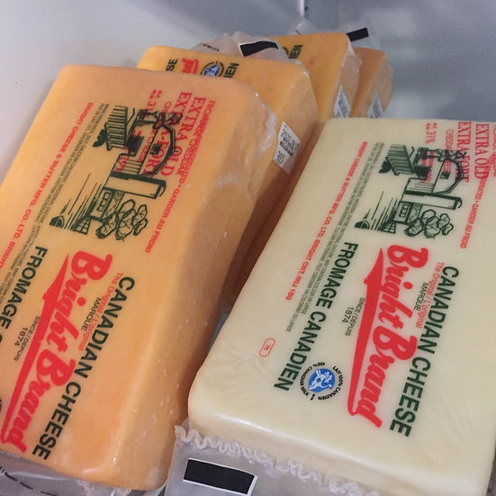 Bright Brand Cheese Extra Old