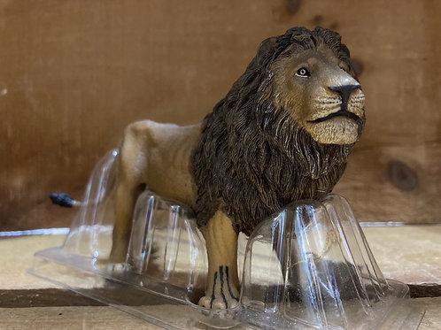 """6"""" x 3.5"""" Plastic Lion Toy"""