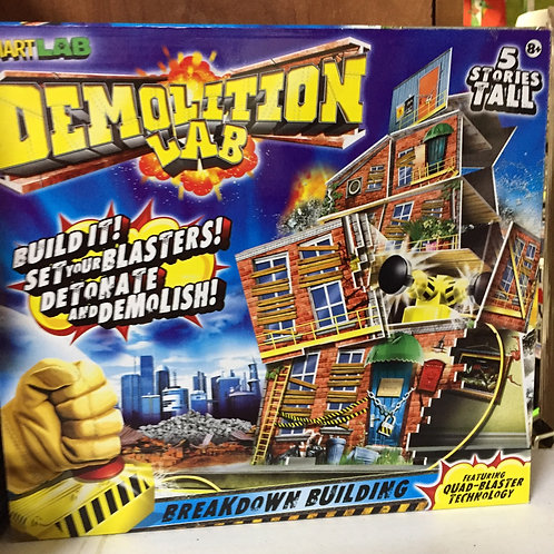 Demolition Lab Kit
